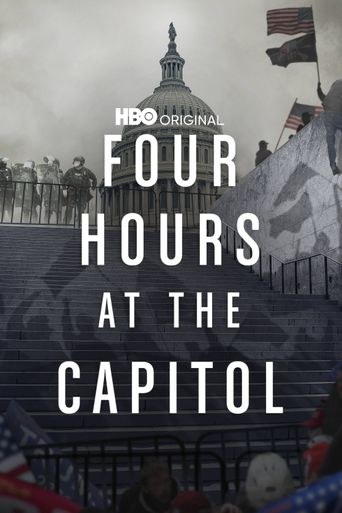 Four Hours at the Capitol Poster