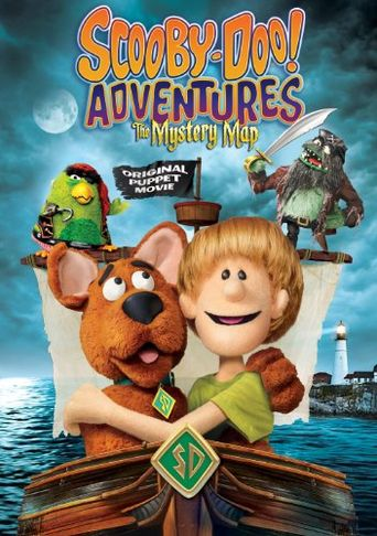 Scooby-Doo! Adventures: The Mystery Map Poster
