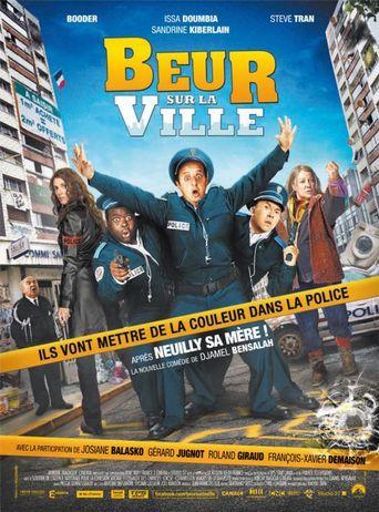Beur sur la ville Poster