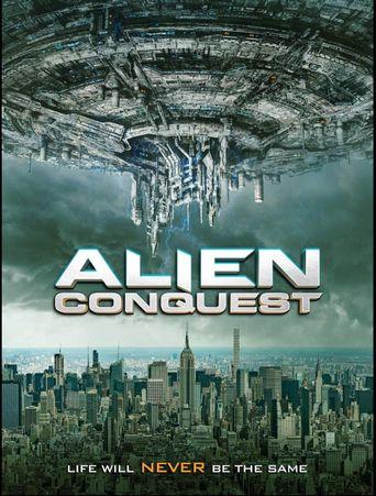 Alien Conquest Poster