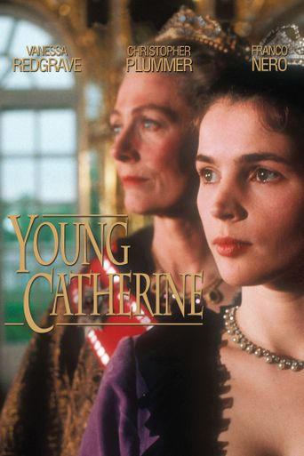 Young Catherine Poster