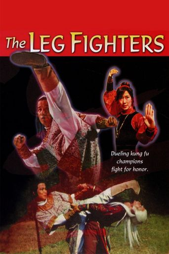 The Leg Fighters Poster