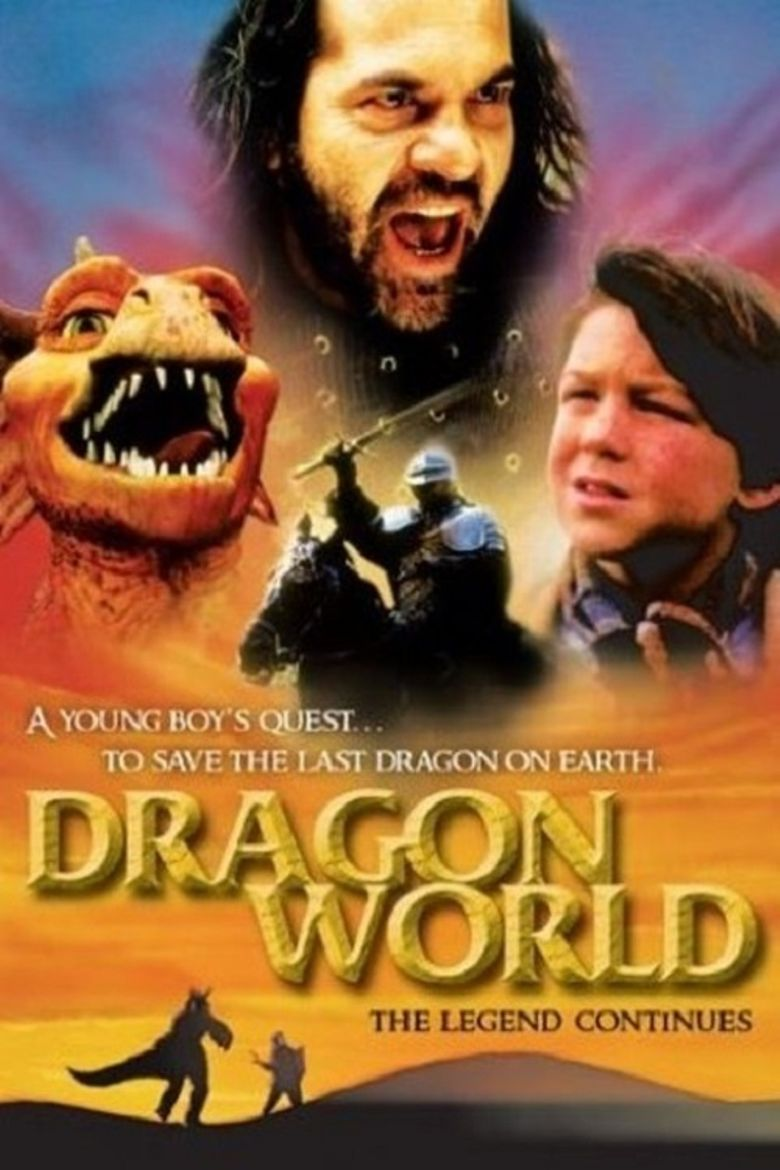 Dragonworld: The Legend Continues Poster