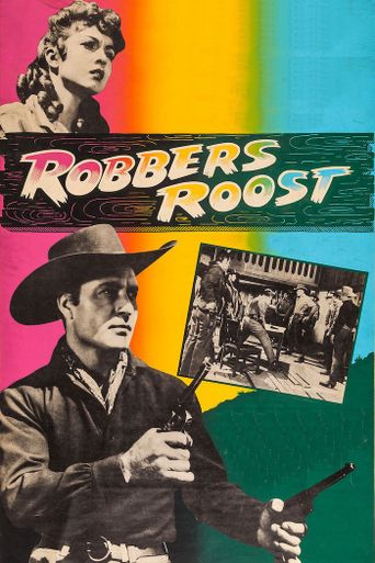 Robbers' Roost Poster
