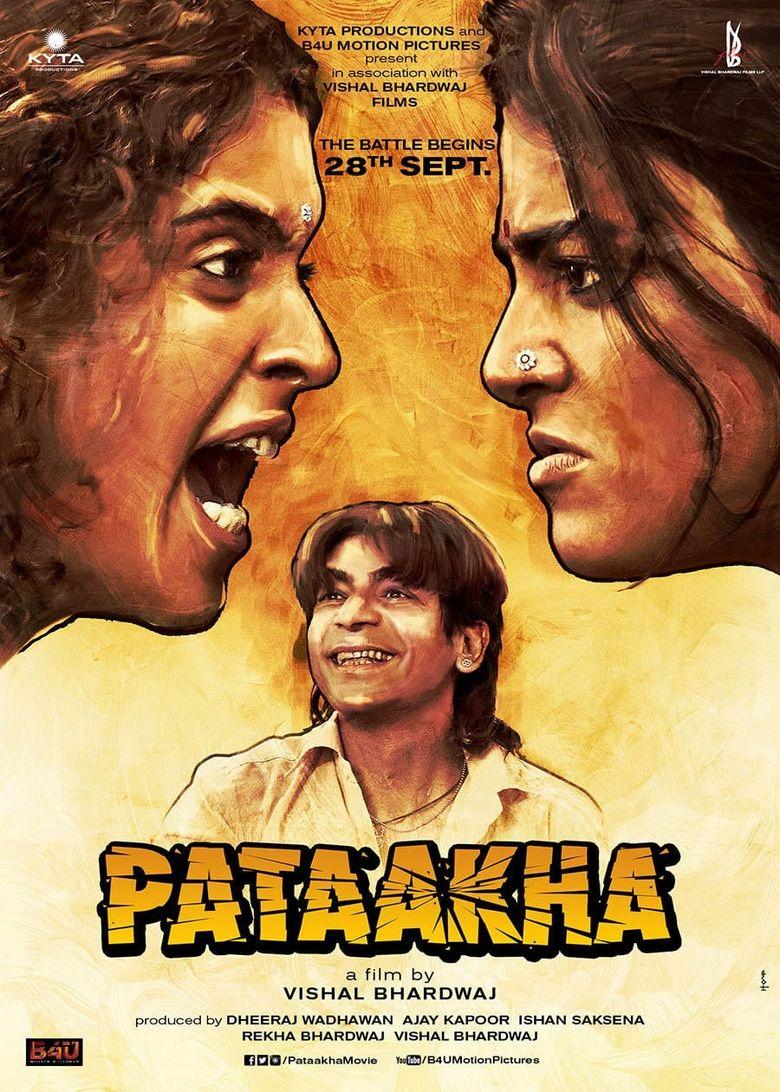 Pataakha Poster