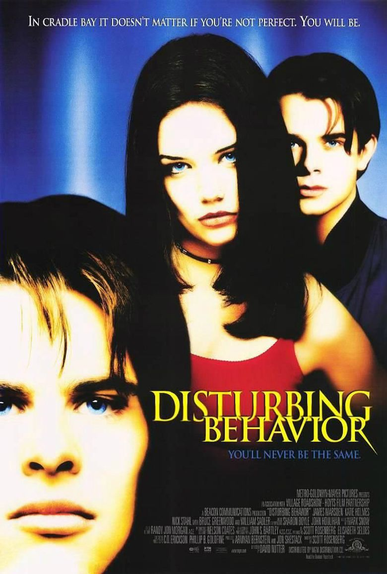 Disturbing Behavior Poster
