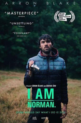 I Am Norman Poster