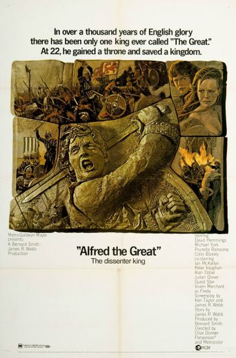 Alfred the Great Poster
