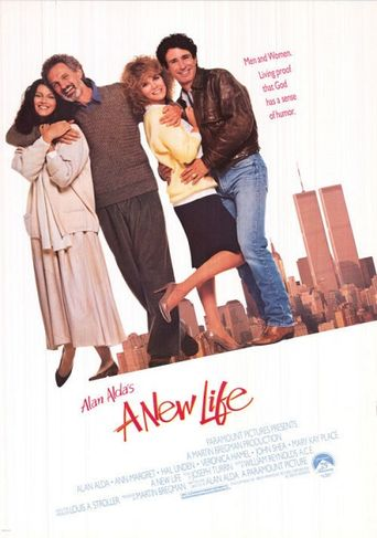 A New Life Poster