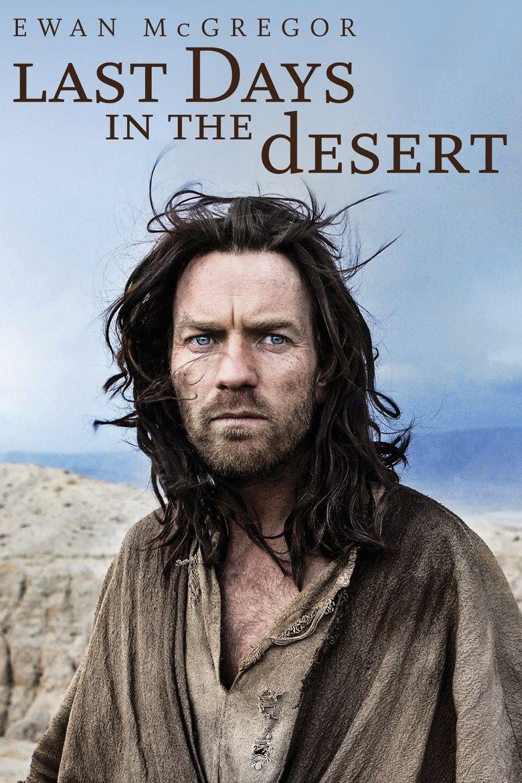 Last Days in the Desert Poster