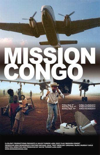 Mission Congo Poster