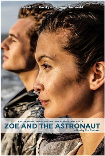 Zoe and the Astronaut Poster