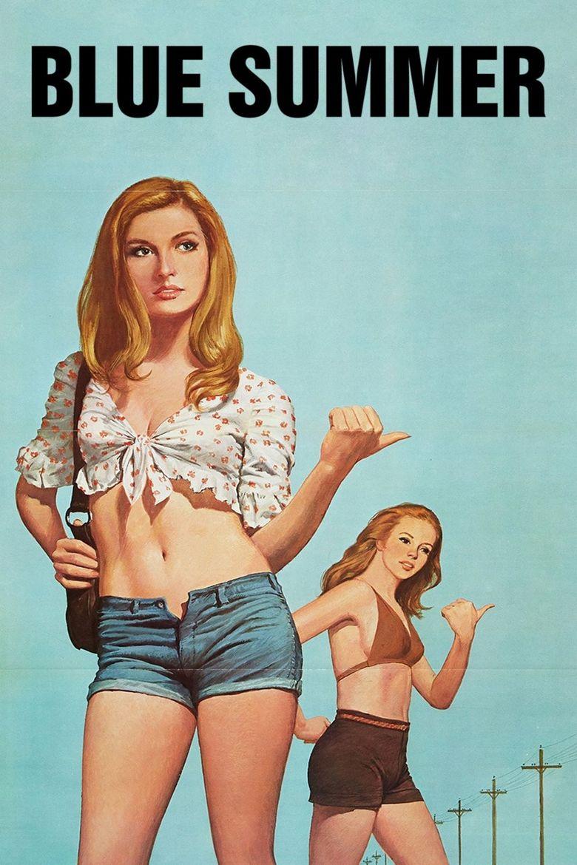 Blue Summer Poster