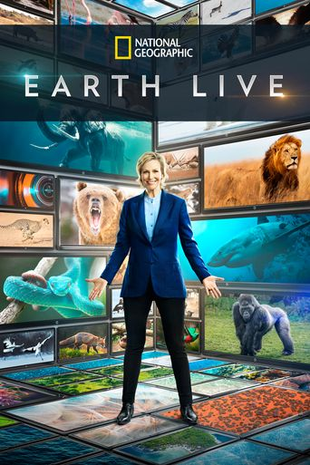 Earth Live Poster