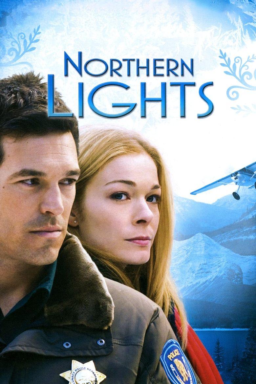 Nora Roberts' Northern Lights Poster