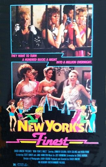 New York's Finest Poster