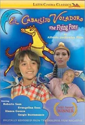 The flying pony Poster