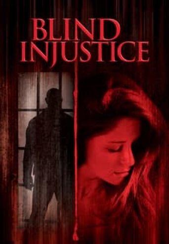 Blind Injustice Poster
