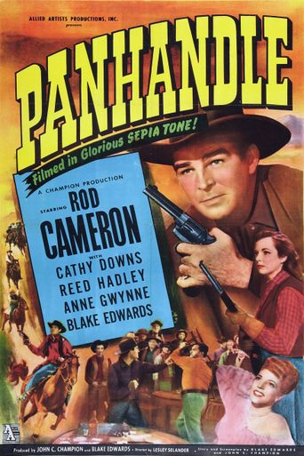Panhandle Poster