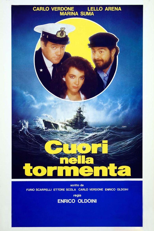 Cuori nella tormenta Poster
