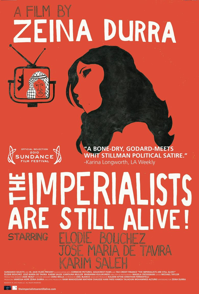 The Imperialists Are Still Alive! Poster