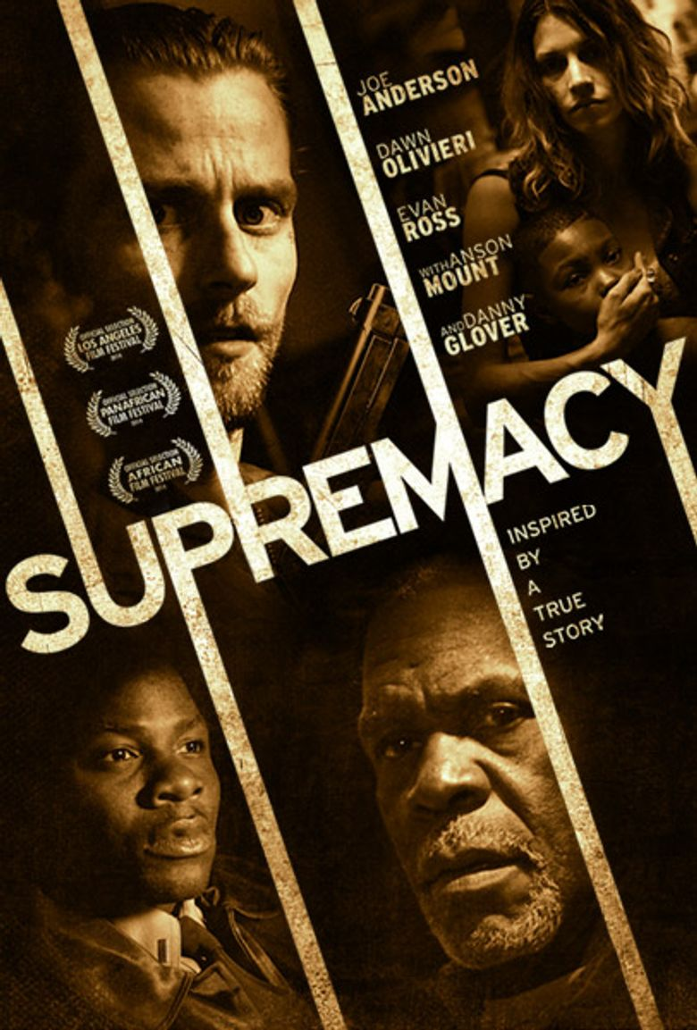 Supremacy Poster