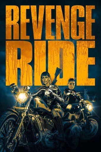 Revenge Ride Poster