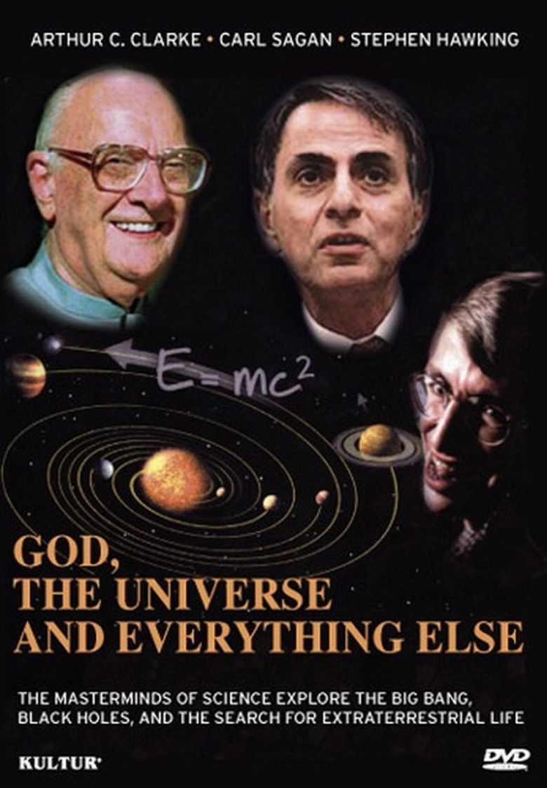God, the Universe and Everything Else Poster