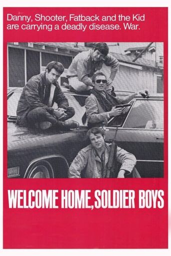Welcome Home, Soldier Boys Poster