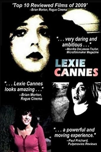 Lexie Cannes Poster
