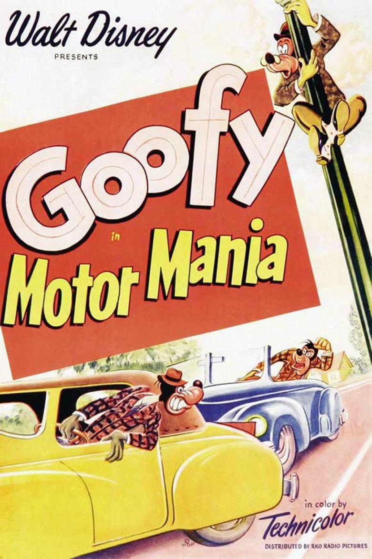 Watch Motor Mania