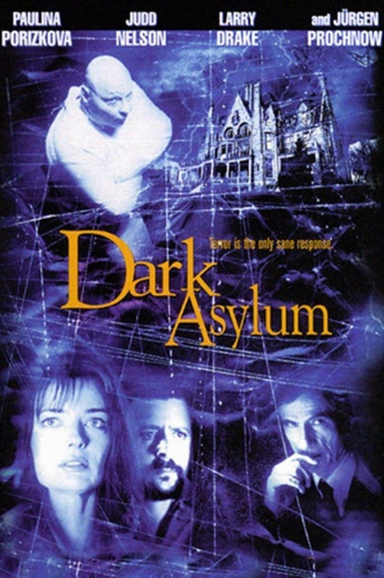 Dark Asylum Poster