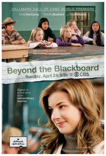 Beyond the Blackboard Poster