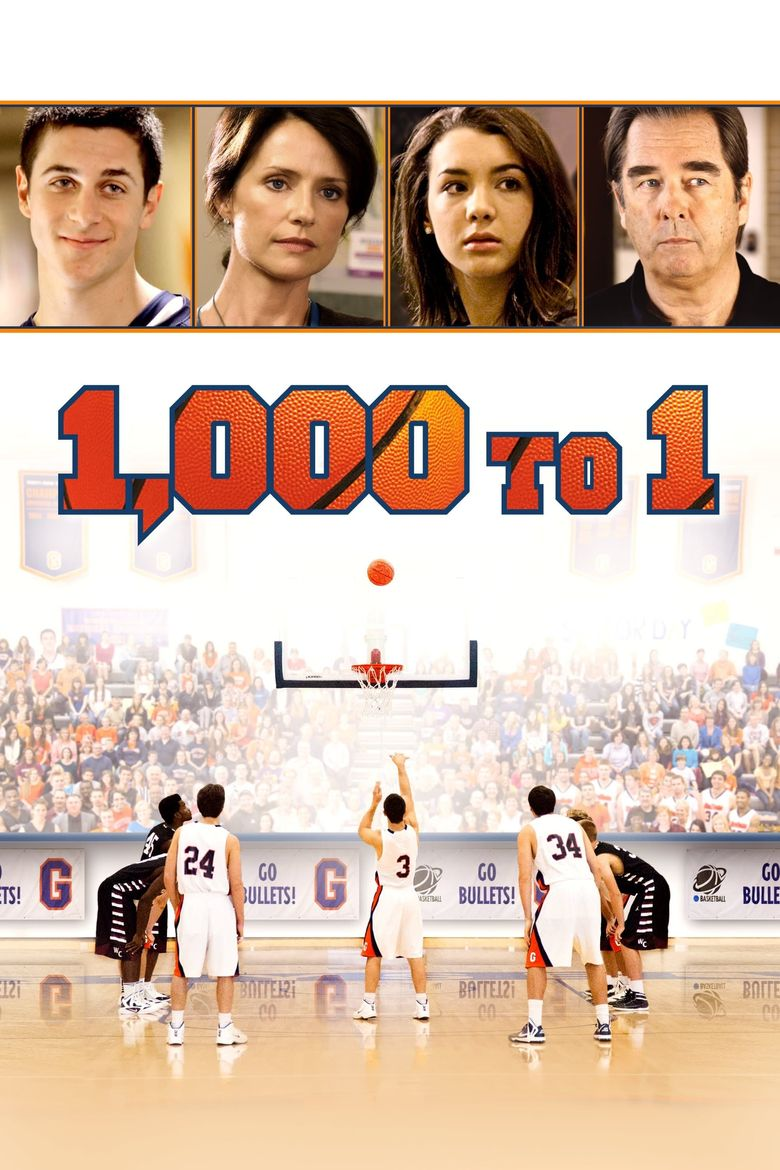 1000 to 1 Poster