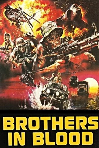 Brothers in Blood Poster