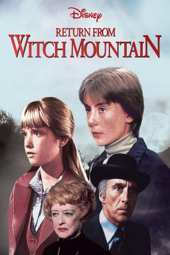 Return from Witch Mountain Poster