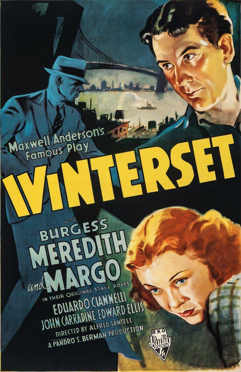 Winterset Poster