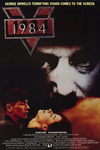 Nineteen Eighty-Four Poster