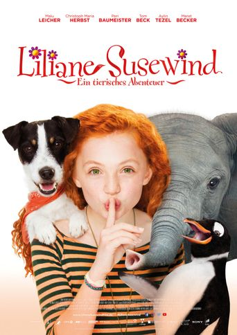 Little Miss Dolittle Poster