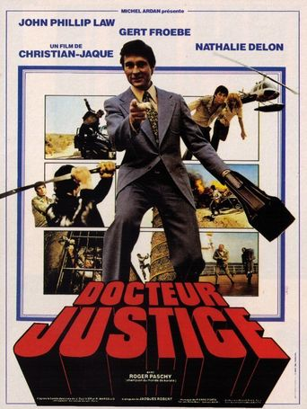 Doctor Justice Poster