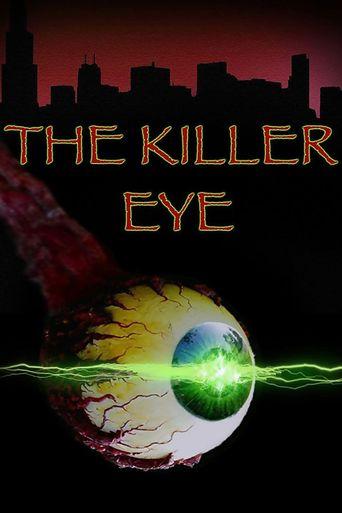 The Killer Eye Poster