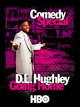 D.L. Hughley: Going Home Poster