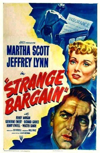 Strange Bargain Poster