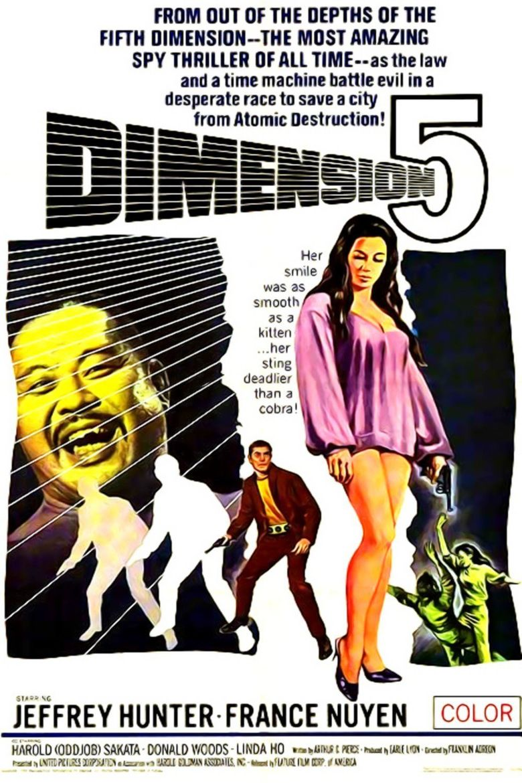Dimension 5 Poster