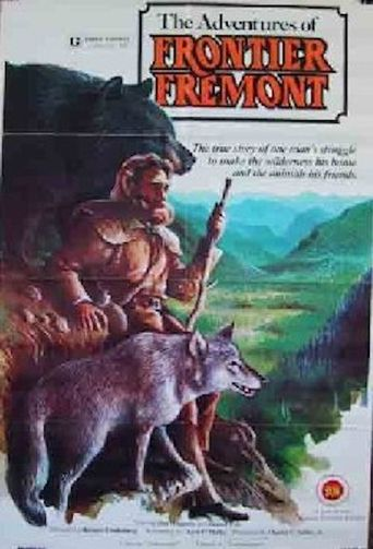 The Adventures of Frontier Fremont Poster