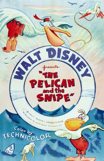 The Pelican and the Snipe Poster
