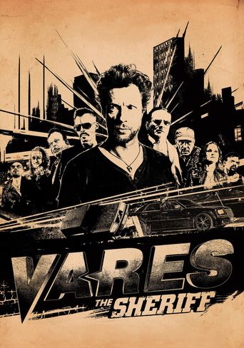 Vares - The Sheriff Poster