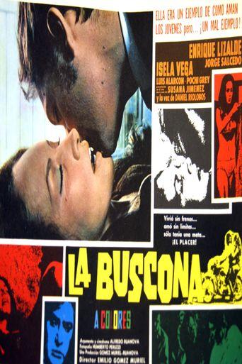 La buscona Poster