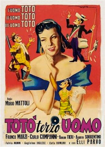 Toto the Third Man Poster