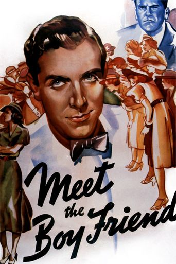 Meet the Boy Friend Poster